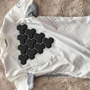 Boys Under Armour chest protector shirt